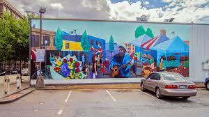 U-district mural